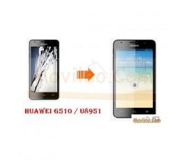 Cambiar Pantalla Lcd Huawei Ascend G510 Orange Daytona - Imagen 1