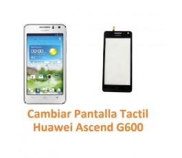 Cambiar Pantalla Táctil Cristal Huawei Ascend G600 - Imagen 1