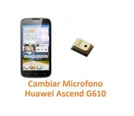 Cambiar Micrófono Huawei Ascend G610 - Imagen 1
