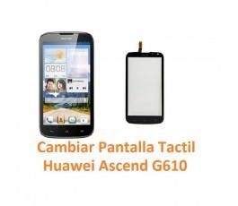 Cambiar Pantalla Táctil Cristal Huawei Ascend G610 - Imagen 1
