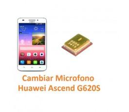 Cambiar Microfono Huawei Ascend G620S - Imagen 1