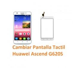Cambiar Pantalla Táctil Cristal Huawei Ascend G620S - Imagen 1