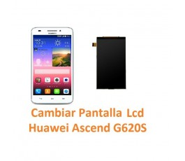 Cambiar Pantalla Lcd Huawei Ascend G620S - Imagen 1