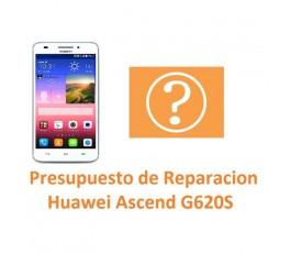 Presupuesto de Reparación Huawei Ascend G620S - Imagen 1