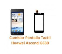 Cambiar Pantalla Táctil Cristal Huawei Ascend G630 - Imagen 1