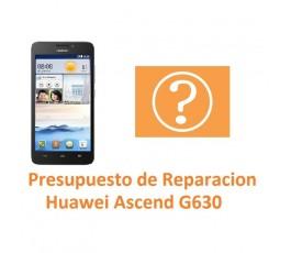 Presupuesto de Reparación Huawei Ascend G630 - Imagen 1