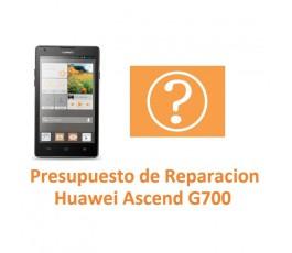 Presupuesto de Reparación Huawei Ascend G700 - Imagen 1
