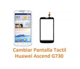 Cambiar Pantalla Táctil Cristal Huawei Ascend G730 - Imagen 1