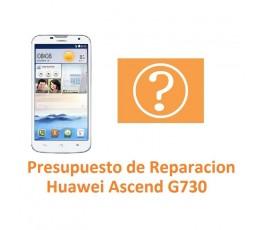 Presupuesto de Reparación Huawei Ascend G730 - Imagen 1