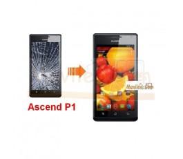 Cambiar Pantalla Completa Huawei Ascend P1 - Imagen 1