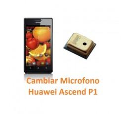 Cambiar Micrófono Huawei Ascend P1 - Imagen 1