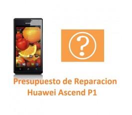 Presupuesto de Reparación Huawei Ascend P1 - Imagen 1