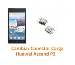 Cambiar Conector Carga Huawei Ascend P2 - Imagen 1