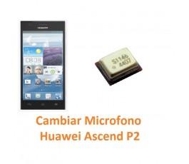 Cambiar Micrófono Huawei Ascend P2 - Imagen 1