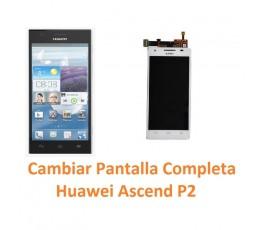 Cambiar Pantalla Competa Huawei Ascend P2 - Imagen 1