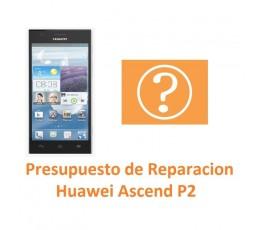 Presupuesto de Reparación Huawei Ascend P2 - Imagen 1