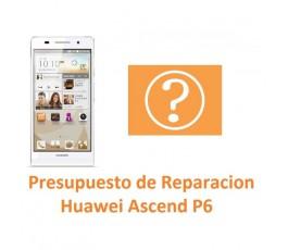 Presupuesto de Reparación Huawei Ascend P6 - Imagen 1