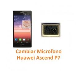 Cambiar Micrófono Huawei Ascend P7 - Imagen 1