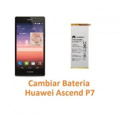 Cambiar Batería Huawei Ascend P7 - Imagen 1