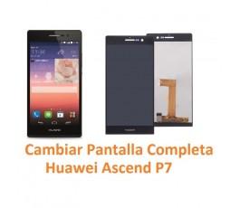 Cambiar Pantalla Completa Huawei Ascend P7 - Imagen 1