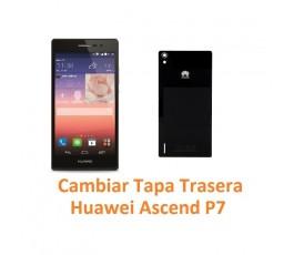 Cambiar Tapa Trasera Huawei Ascend P7 - Imagen 1