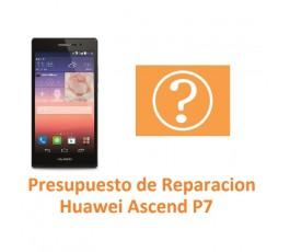 Presupuesto de Reparación Huawei Ascend P7 - Imagen 1