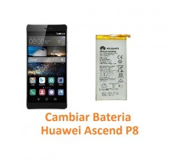 Cambiar Batería Huawei Ascend P8 - Imagen 1