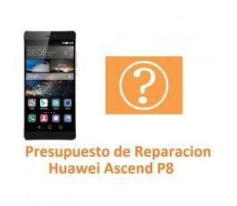 Presupuesto de Reparación Huawei Ascend P8 - Imagen 1