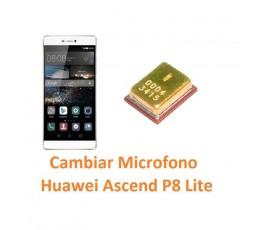 Cambiar Micrófono Huawei Ascend P8 Lite - Imagen 1