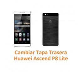 Cambiar Tapa Trasera Huawei Ascend P8 Lite - Imagen 1