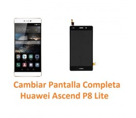 Cambiar Pantalla Completa Huawei Ascend P8 Lite - Imagen 1