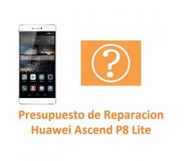 Presupuesto de Reparación Huawei Ascend P8 Lite - Imagen 1