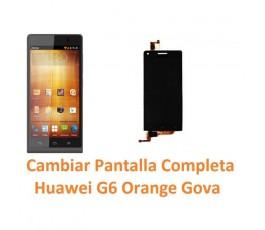 Cambiar Pantalla Completa Huawei Ascend G6 Orange Gova - Imagen 1