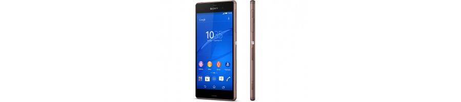 Comprar repuestos Sony Xperia Z3 L55T D6603 L55U D6643 D6653