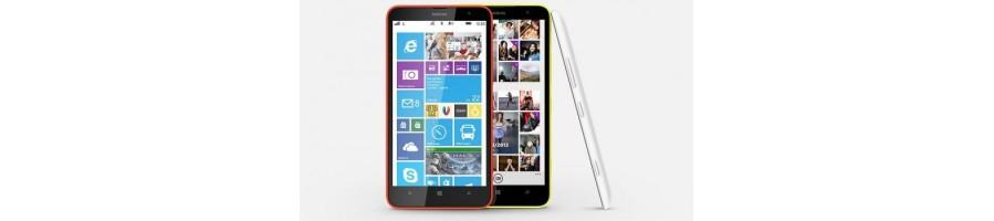 Comprar Repuestos de Móviles Nokia Lumia 1320 Online Madrid