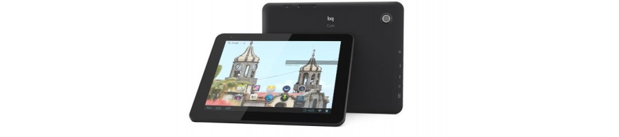 Repuestos Tablet Bq Curie