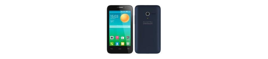 Accesorios , Repuestos, Reparaciones y Fundas para su Alcatel One Touch D3 / OT-4035