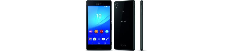 Comprar Repuestos de Móviles Sony Xperia M4 Aqua Madrid
