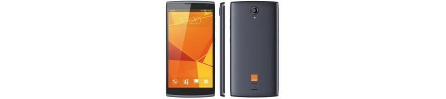 Accesorios , Repuestos, Reparaciones y Fundas para su Alcatel One Touch M812 Orange Nura
