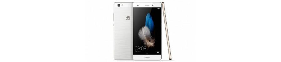 Accesorios , Repuestos, Reparaciones y Fundas pantalla tactil cristal bateria para su Huawei Ascend P8 Lite