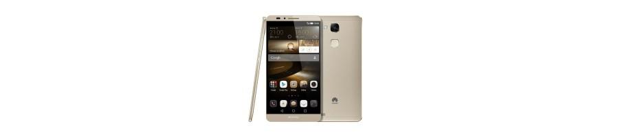 Accesorios , Repuestos, Reparaciones y Fundas pantalla lcd display conector carga encendido para su Huawei Ascend Mate 7
