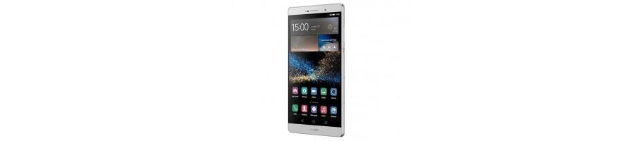 Accesorios , Repuestos, Reparaciones y Fundas reparar pantalla lcd display encendido para su Huawei Ascend P8 Max