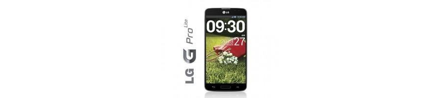 Venta de Repuestos de Móviles Lg G Pro Lite D682
