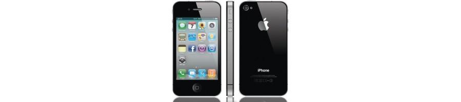 Reparación de Móviles IPhone 4G [Arreglar Piezas] Madrid