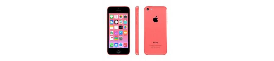 Reparación de Móviles IPhone 5C [Arreglar Piezas] Madrid