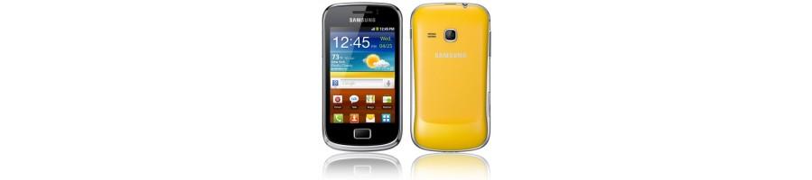 Reparar Samsung S6500 Mini 2