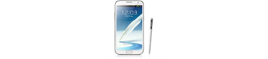 Reparación de Móviles Samsung N7100 Note 2 ¡Ofertas! Madrid