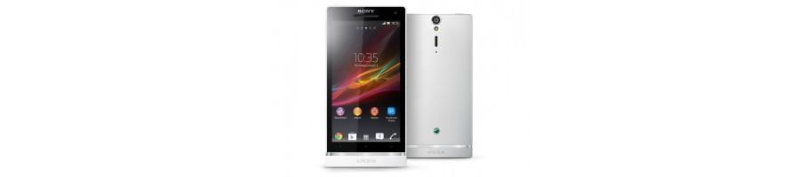 Comprar repuestos Sony Xperia S LT26 LT26i