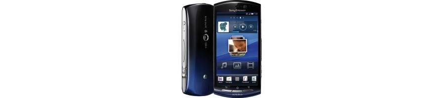 Reparación de Móviles Sony Neo Mt11 / Mt15 [Arreglar Piezas]