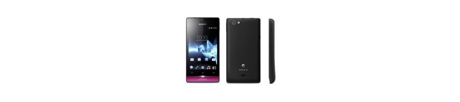 Reparación de Móviles Sony Xperia Miro St23i ¡Ofertas!
